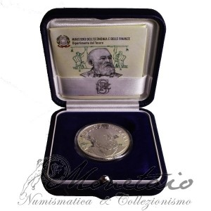 "5 Euro 2008 ""Antonio Meucci"" Proof"
