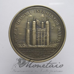 Reproduction Commemorative Medal 1688