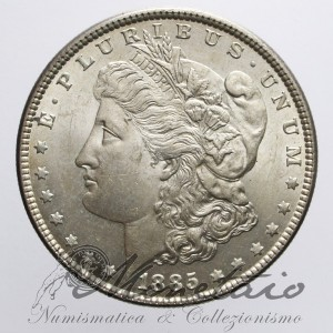 "1 Dollaro 1885 ""Morgan"""