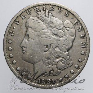 "1 Dollaro 1881 ""Morgan"""