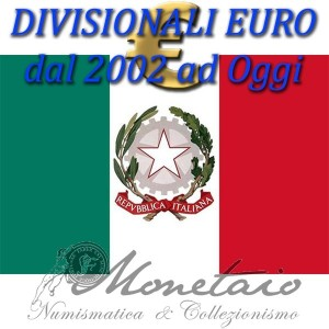 Divisional 2002-Today Euro FDC / Proof