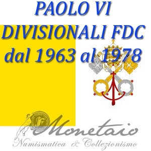 Divisional 1963 / 1978 FDC
