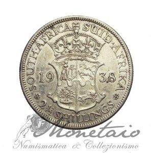 2½ Shillings 1938 - George VI