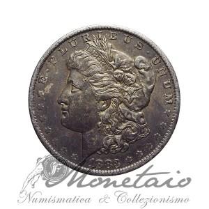 "1 Dollar 1883 O ""Morgan"""
