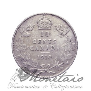 10 Cents 1910