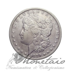 "1 Dollaro 1879 ""Morgan"""