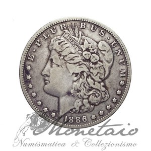 "1 Dollar 1886 O ""Morgan"""