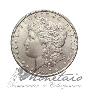 "1 Dollaro 1887 ""Morgan"""