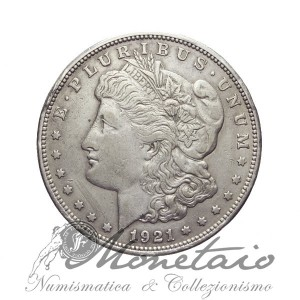 "1 Dollaro 1921 ""Morgan"""