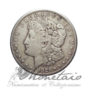 "1 Dollaro 1921 S ""Morgan"""
