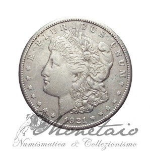 "1 Dollar 1921 S ""Morgan"""