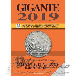 Coin Catalogue Gigante 2019