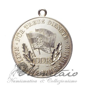 Army medal for True Service Germany Democratic Republic