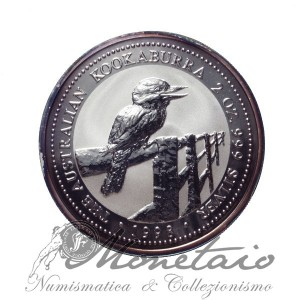 2 Dollar 1998 Kookaburra Proof