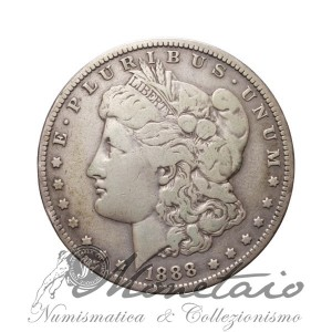 "1 Dollar 1888 O ""Morgan"""