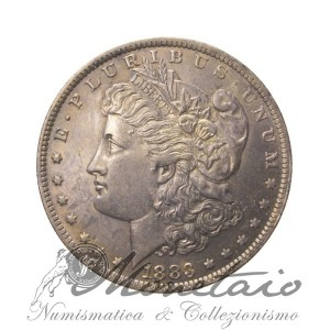 "1 Dollaro 1883 O ""Morgan"""
